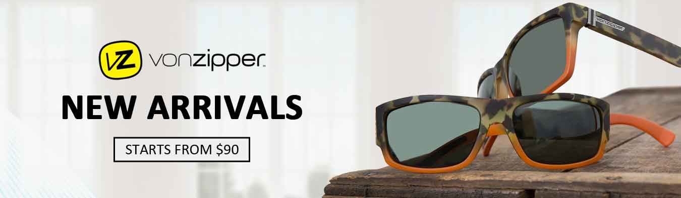 VonZipper Discounted Promo Codes Voucher Codes